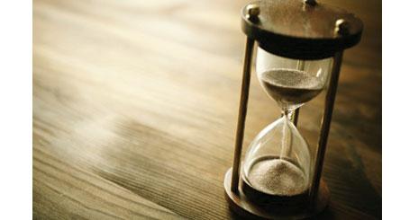 مدیریت زمان در ساعت شنی سازمان