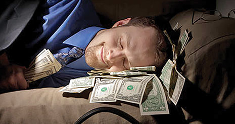 کسب درآمددرخواب و...
