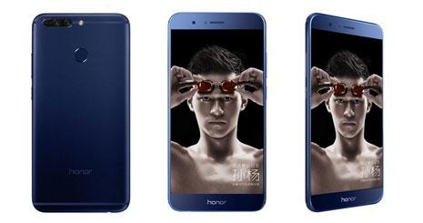 شرکت هواوی گوشی خاص  Honor V9 را رونمایی کرد