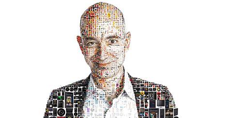 ثروتمندتری مرد جهان در سال ۲۰۱۷ به جف بروس مدیرعامل آمازون رسید