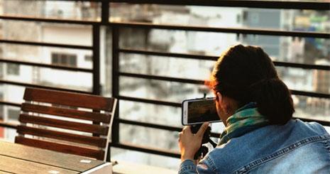 تکنیک های عکاسی تجاری با گوشی تلفن همراه