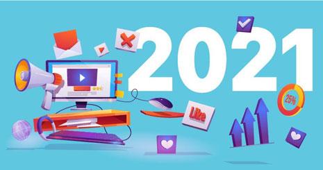 سال 2021 و تغییراتی که در حوزه برندسازی شاهد آن خواهیم بود