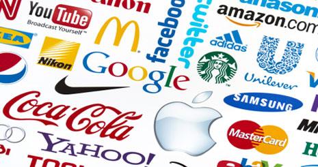 طراحی لوگو به شیوه برندهای بزرگ