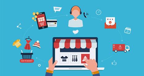 فروش بالا در اینترنت