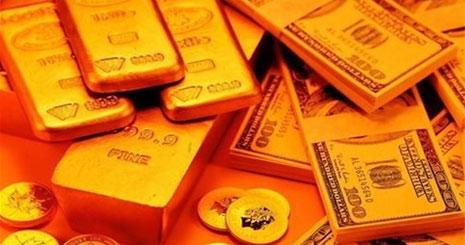 قیمت طلا، سکه و ارزدر بازار 1397/09/24