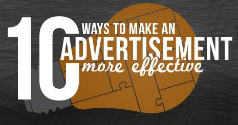 8 راهکار برای افزایش تاثیر تبلیغات