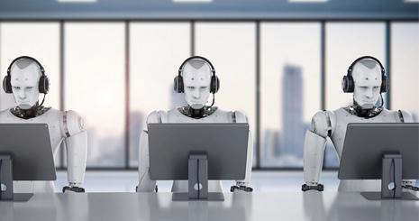 هوش مصنوعی و روباتها علاوه بر حذف، شغلهای زیادی را نیز ایجاد میکنند