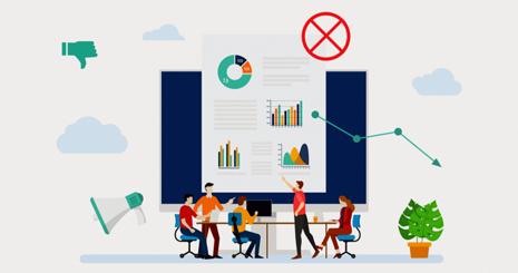 اشتباهات بازاریاب های دیجیتال در تحلیل داده
