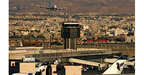 Tehran Mehrabad InternationalAirport