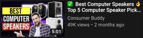 سئوی یوتیوب با هدف بهبود رتبه ویدئوهای برند